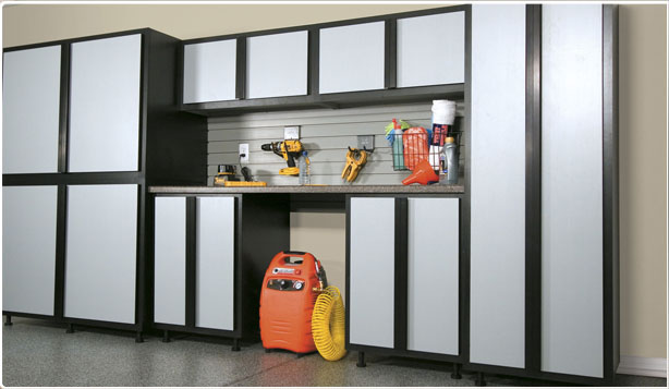 Tech Series, Storage Cabinet  Milwaukee